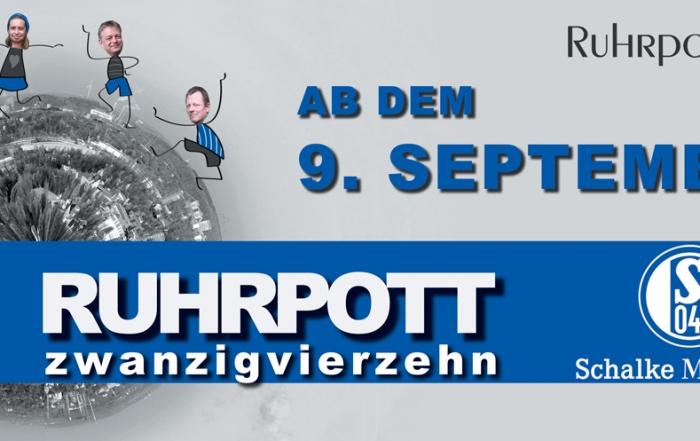 Ruhrpott-Galerie auf Schalke